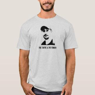 Camiseta T-shirt do costume das cócegas