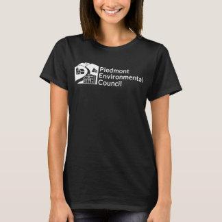 Camiseta T-shirt do CPE - mulheres - logotipo branco