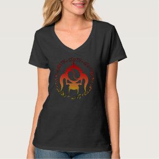 Camiseta T-shirt do crânio