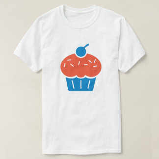 Camiseta T-shirt do cupcake (NBA, Kevin Durant, OKC, KD)