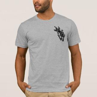 """Camiseta T-shirt do """"cuspe"""" das notas"""