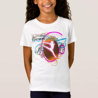Camiseta T-shirt do dançarino do Gymnast