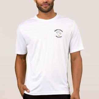 Camiseta T-shirt do desempenho dos homens
