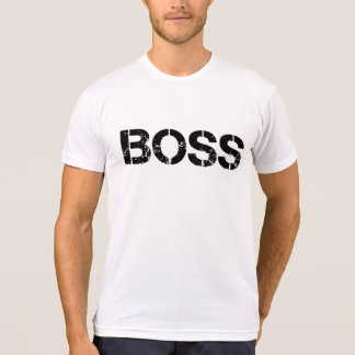 Camiseta T-shirt do desenhista, CHEFE