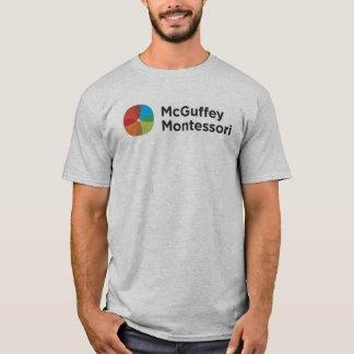 Camiseta T-shirt do desgaste do espírito do McGuffey dos