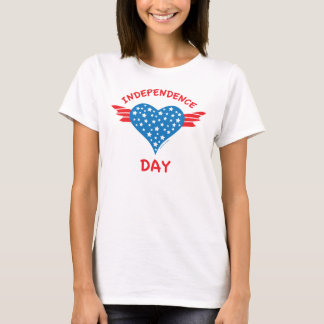 Camiseta T-shirt do Dia da Independência