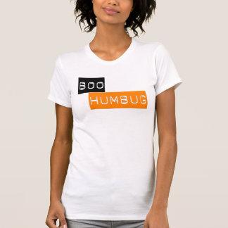 Camiseta T-shirt do Dia das Bruxas da farsa da vaia anti