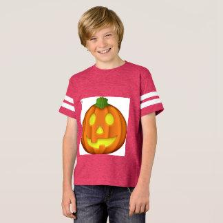 Camiseta T-shirt do Dia das Bruxas dos miúdos