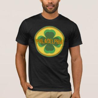 Camiseta T-shirt do dia de Philadelphfia St Patrick