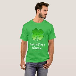 Camiseta T-shirt do Dia de São Patrício