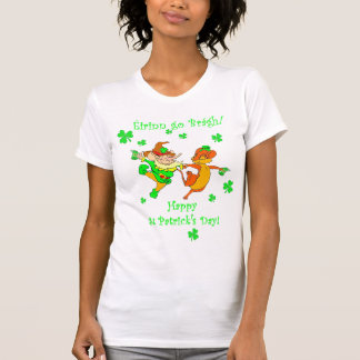 Camiseta T-shirt do dia de St Patrick