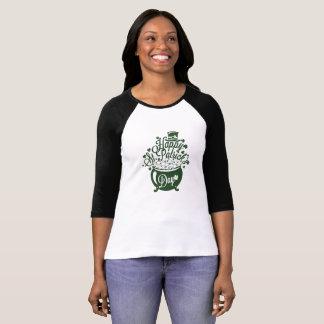 Camiseta T-shirt do dia de St Patrick
