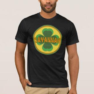 Camiseta T-shirt do dia de St Patrick do savana