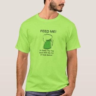Camiseta T-shirt do dia de St Patrick engraçado!