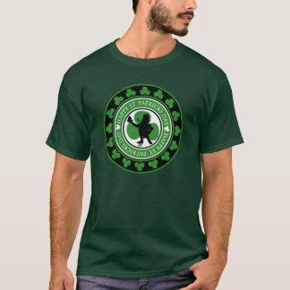 Camiseta T-shirt do dia de St Patrick feliz