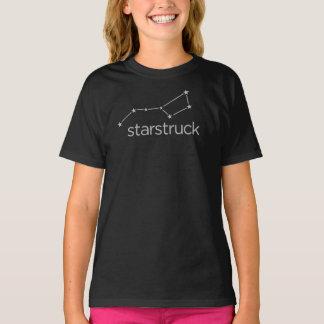 Camiseta T-shirt do Dipper grande de Starstruck no preto