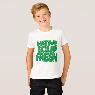 Camiseta T-shirt do divertimento, boas impressões,