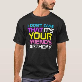 Camiseta T-shirt do DJ