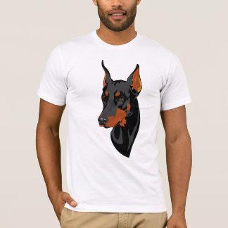 Camiseta T-shirt do Doberman