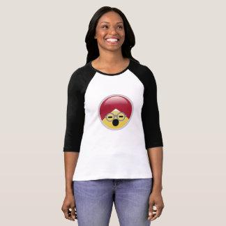 Camiseta T-shirt do Dr. Social Meio Angustiado Turbante