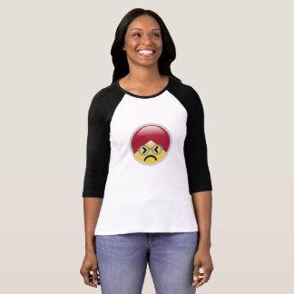 Camiseta T-shirt do Dr. Social Meio Cansado Turbante Emoji