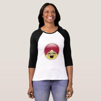 Camiseta T-shirt do Dr. Social Meio Laughing Turbante Emoji