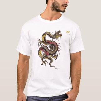 Camiseta T-shirt do dragão