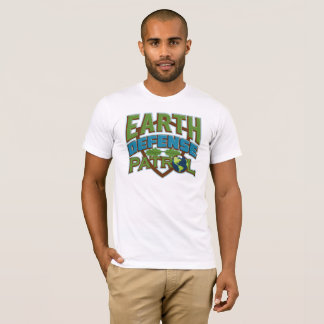 Camiseta T-shirt do ecologista da patrulha da defesa da