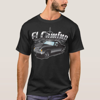 Camiseta T-shirt do EL Camino (magia negra) DK