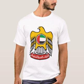Camiseta T-shirt do emblema de Emirati