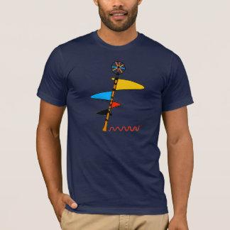 Camiseta T-shirt do encantador de cobra
