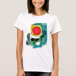 Camiseta T-shirt do espaço de APOLLO