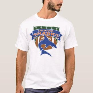 Camiseta T-shirt do espírito dos tubarões