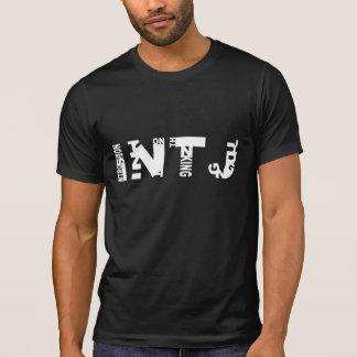 Camiseta T-shirt do espírito superior