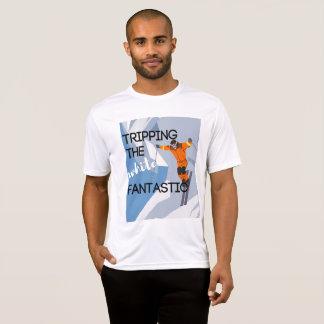 Camiseta T-shirt do esquiador