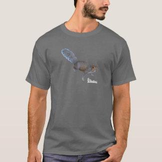 Camiseta T-shirt do esquilo