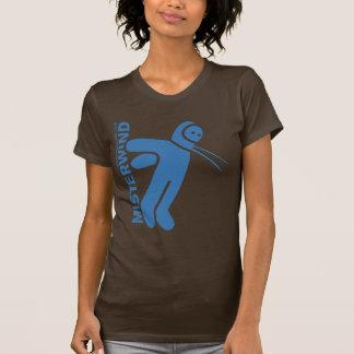 Camiseta T-shirt do estêncil do SENHOR VENTO