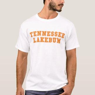Camiseta T-shirt do estilo da faculdade de Tennessee