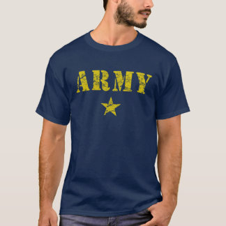 Camiseta T-shirt do exército