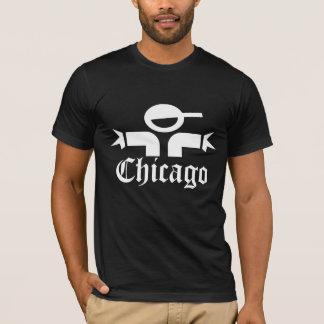 Camiseta T-shirt do ficar em casa de Chicago