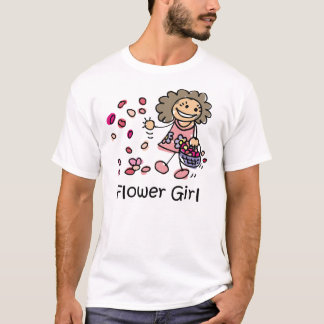 Camiseta T-shirt do florista