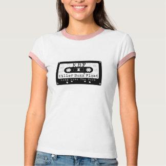 Camiseta T-shirt do flutuador do zumbido do assassino