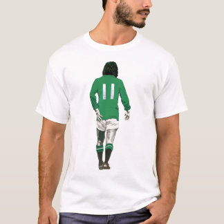 Camiseta T-shirt do futebol de Georgie Irlanda do Norte