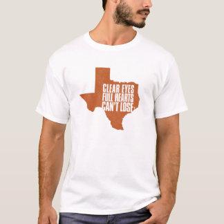 Camiseta T-shirt do futebol de Texas dos Longhorns