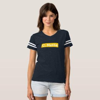 Camiseta T-shirt do futebol do marinho