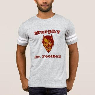 Camiseta T-shirt do futebol júnior de Murphysboro