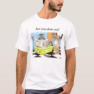 Camiseta t-shirt do gato 464