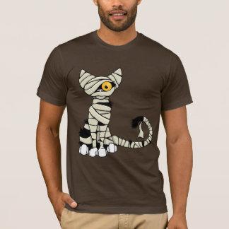 Camiseta T-shirt do gato da mamã do Dia das Bruxas