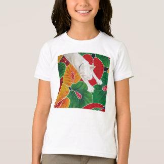Camiseta t-shirt do gato das Mãe-mães