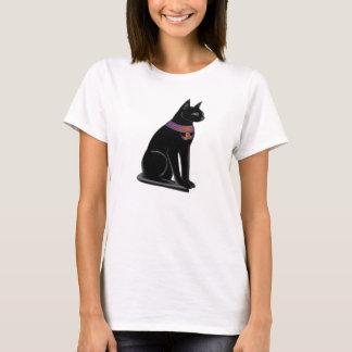 Camiseta T-shirt do gato de Bastet